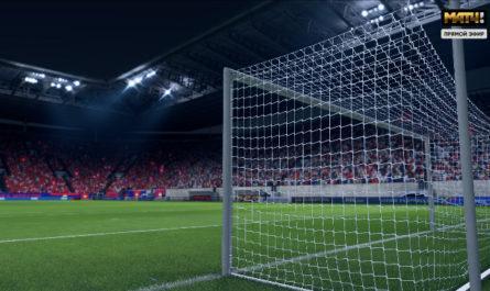 Логотип Матч ТВ для FIFA 20