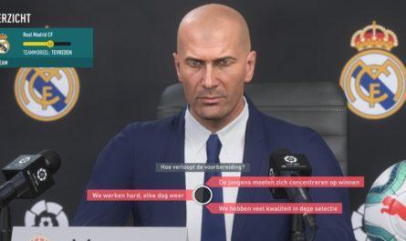 Тренер Зидан для клуба Реал Мадрид