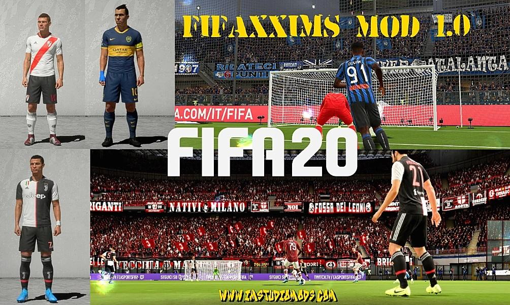 FIFAXXIMs мод 4.0.1