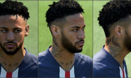 New face Neymar