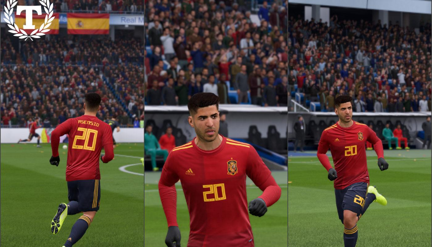 Spain Home Kit - Euro 2020