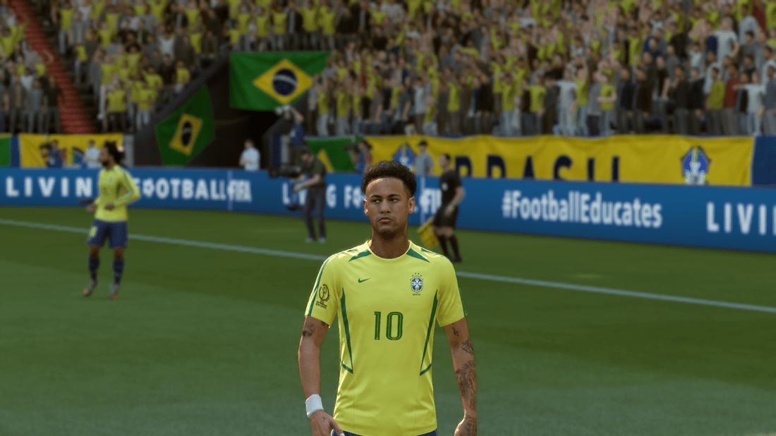 Форма Бразилии 2002