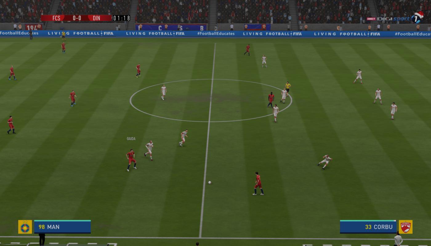 Romanian League Patch