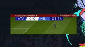 Serie A Scoreboard 2