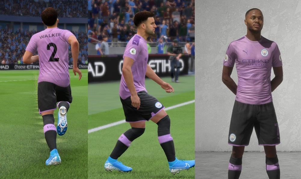 Manchester City: 6th Kit