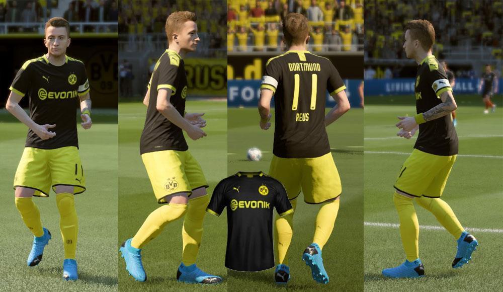 Borussia Dortmund: Fantasy 4th Kit