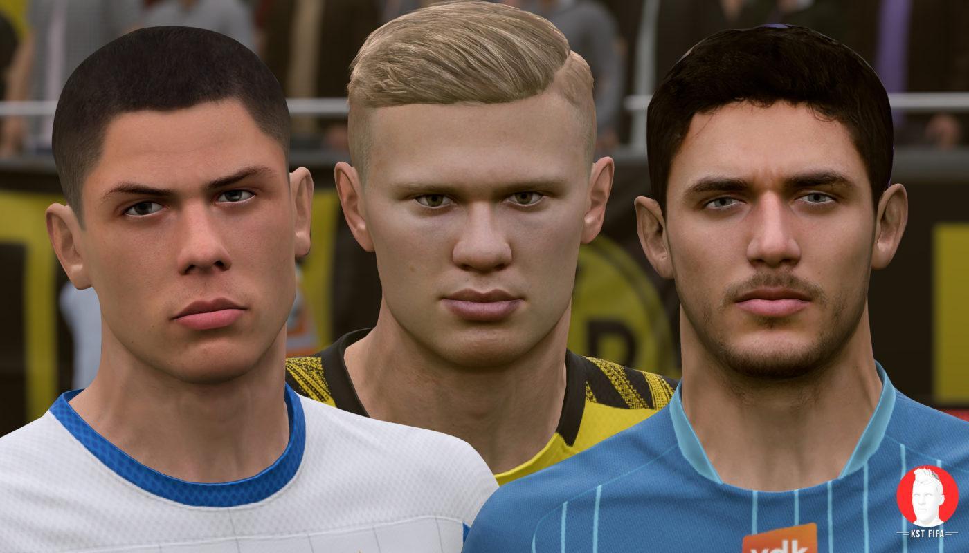Facepack by KST FIFA