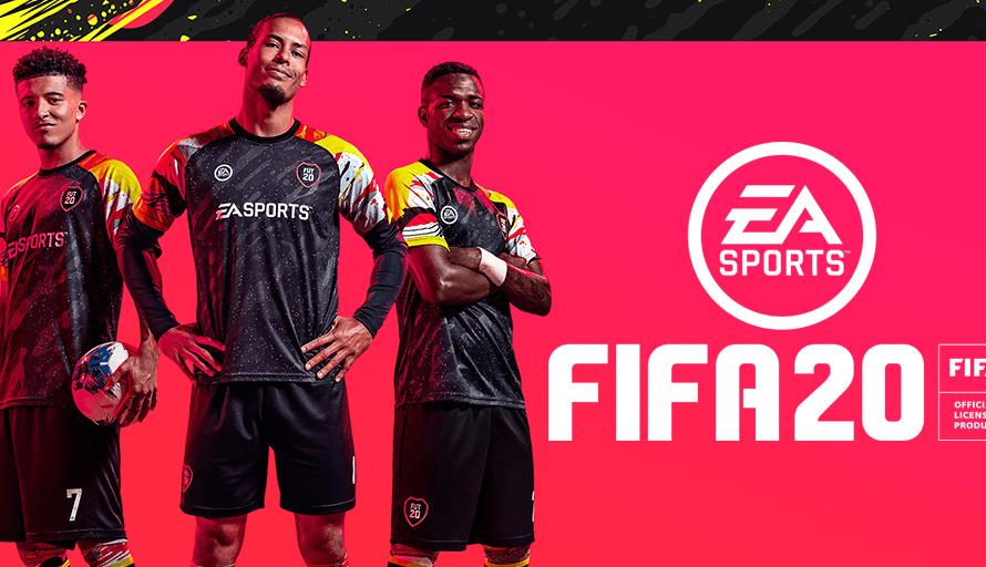 Розыгрыш ключа FIFA 20!