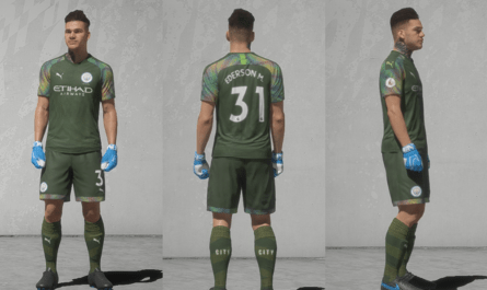 Manchester City: GK Kit Remake