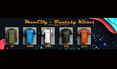 ManCity Fantasy Kitset