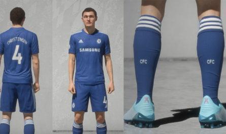 Chelsea: Fantasy Home Kit