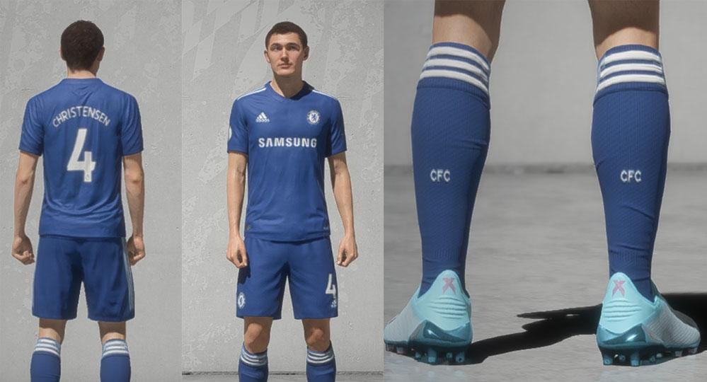 Chelsea: Fantasy Home Kit