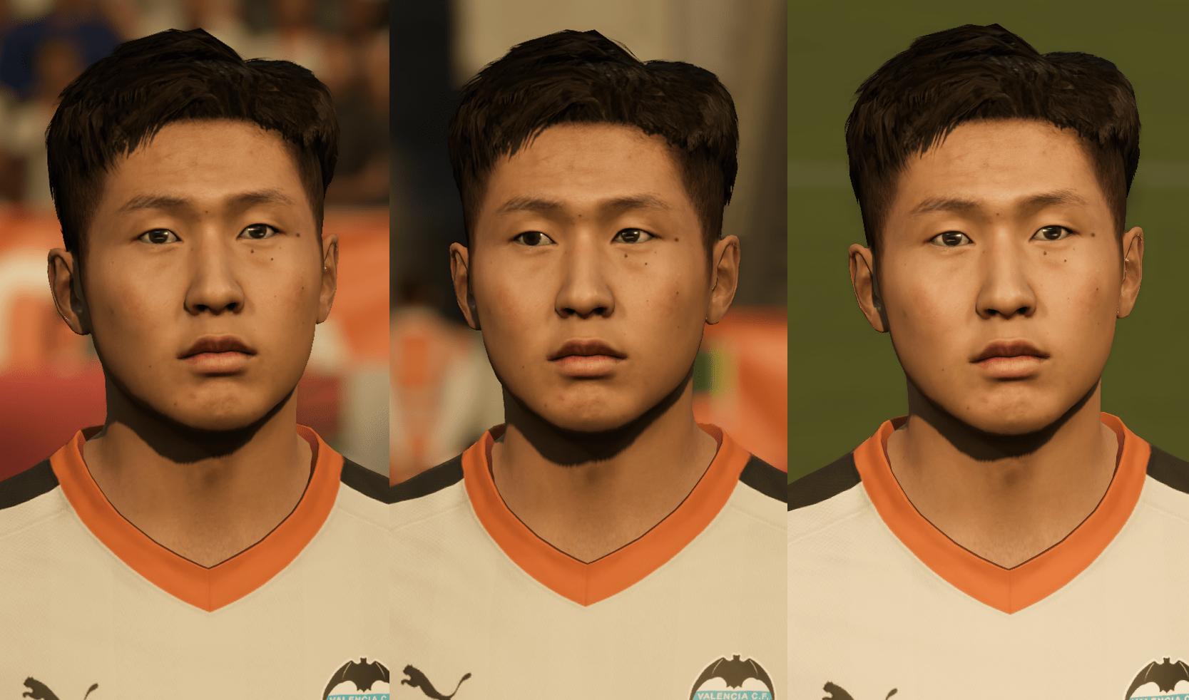 Lee Kang-In 3.0 update