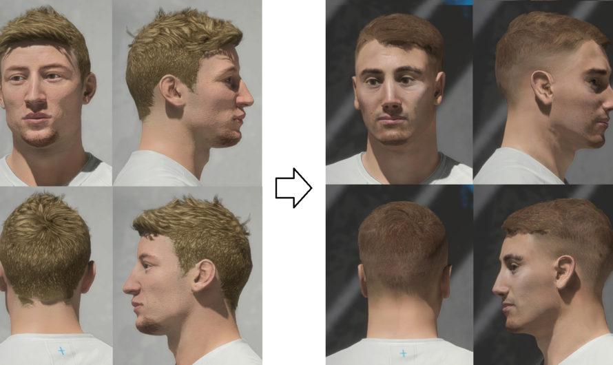 Valentin Rongier Face 3.0