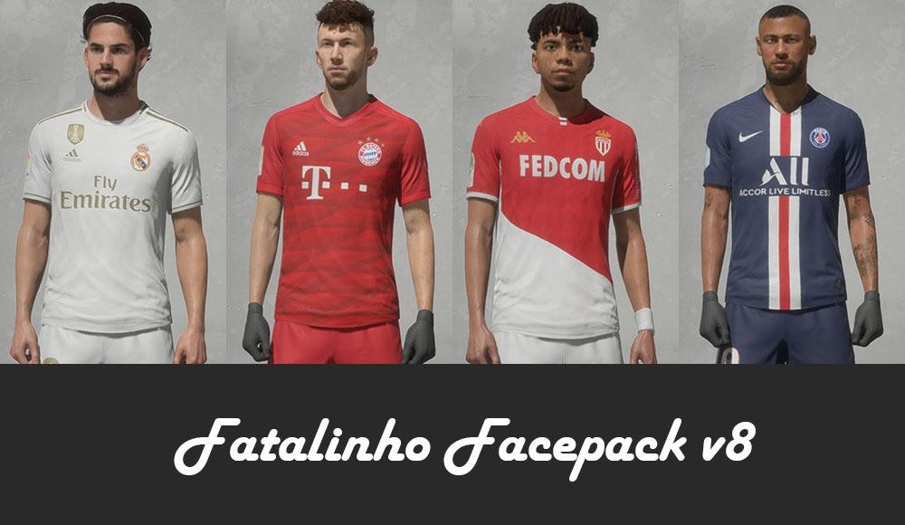 Facepack by Fatalinho v8