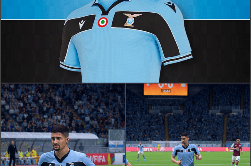 Lazio 120th Anniversary Kit 2020