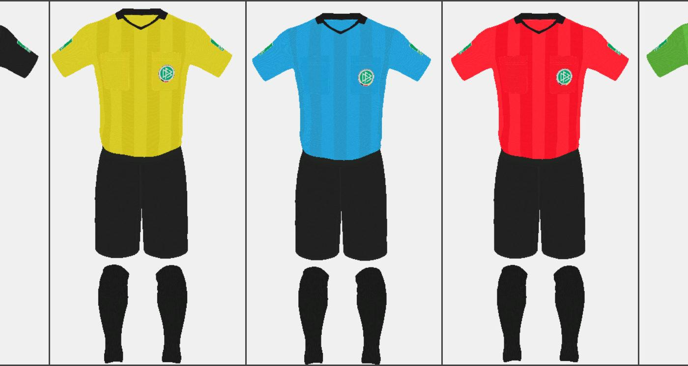 Bundersliga Referee Kits 2020