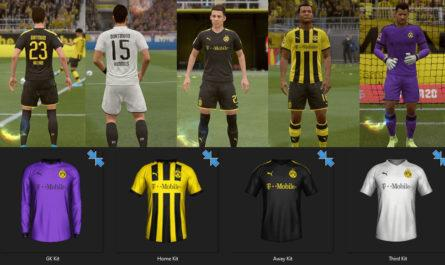 Borussia Dortmund: Fantasy Kits