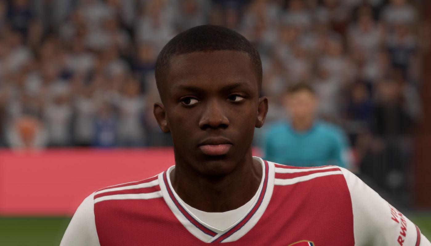 Star-head - Eddie Nketiah