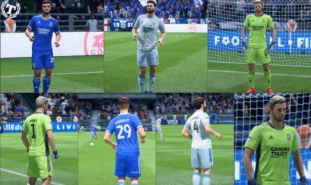 "FIFA 20 ""Форма Ипсвич Таун на сезон 20-21"""