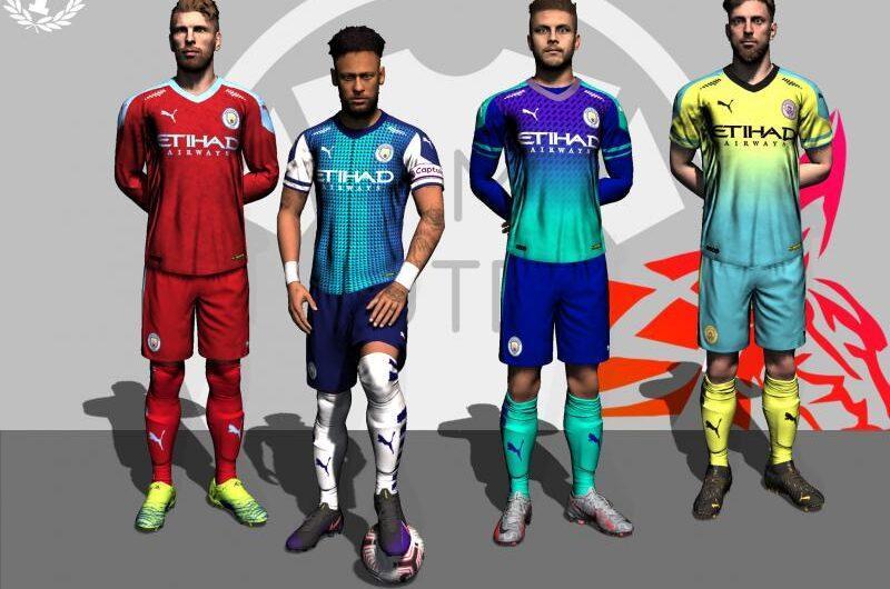 FIFA 20 «Вымышленная форма Манчестер Сити
