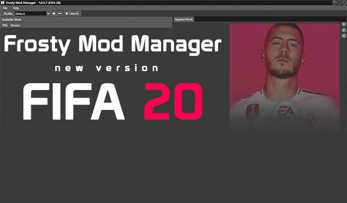 Frosty Mod Manager v1.0.5.9