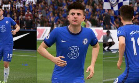 """FIFA 20 """"Chelsea Home Kit 20/21"""""""