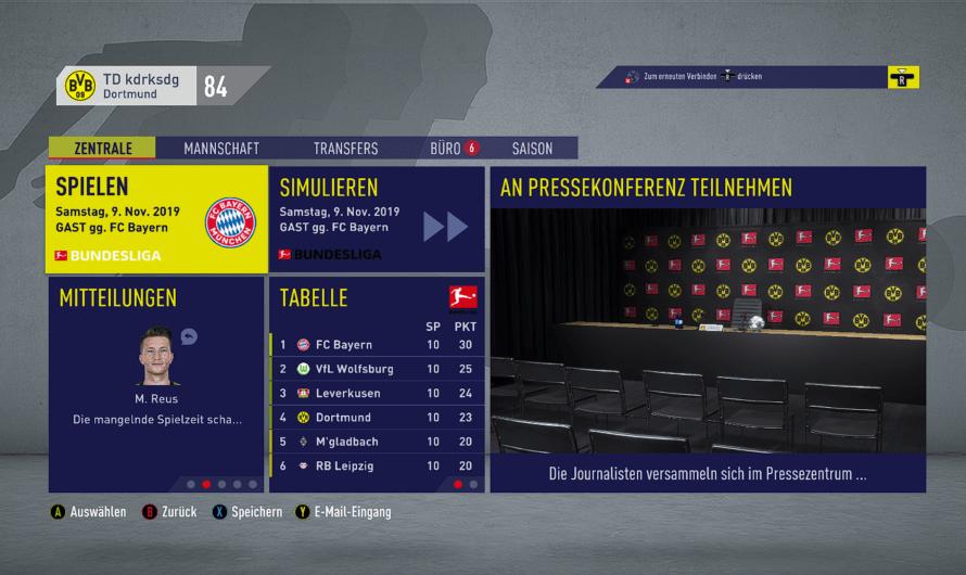 FIFA Career Mod Themes | Bundesliga #1