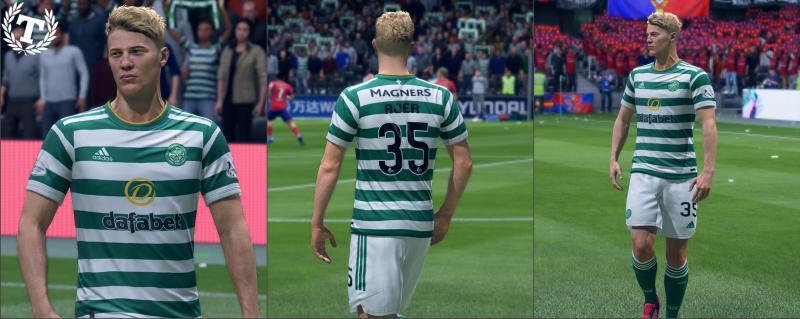 "FIFA 20 ""Celtic Home Kit 20/21"""