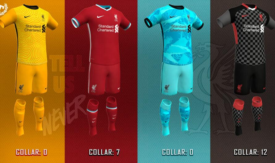 Новая форма Ливерпуля на сезон 2020-21